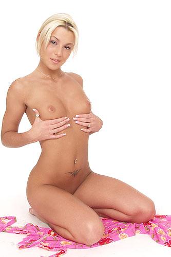 Polinen nackt